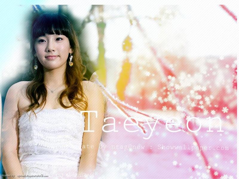 Taeyeon - Free Desktop Girl generation Wallpaper Computer Download