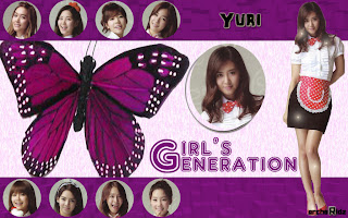Yuri SNSD Wallpaper