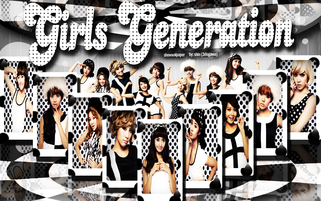 GIRLS' GENERATION- The power of 9! - Page 4 Snsd+wallpaper+-+12