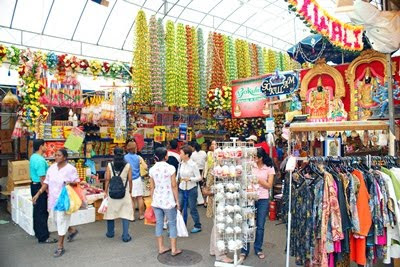 Little India Market, Singapore