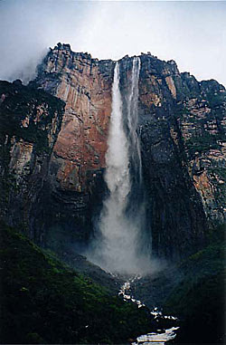 The angel's Falls