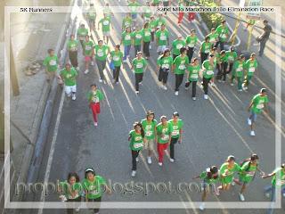 32nd Milo Marathon Iloilo Elimination Race