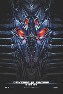 Transformers 2: Revenge of the Fallen Movie Posters