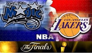 Watch Orlando Magic vs Los Angeles Lakers Game 1 NBA Finals 2009 Live Online