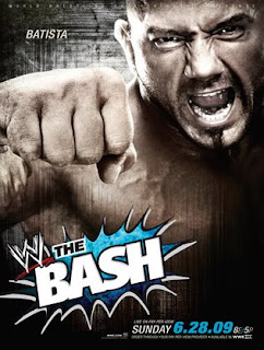 Watch WWE The Bash 2009 live on PAY-PER-VIEW