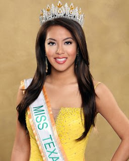Pinay  beauty won Miss U.S. International 2009