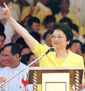 Former President Corazon Aquino Died As a Legend of Democracy