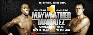 Watch Mayweather vs. Marquez Free Live Online