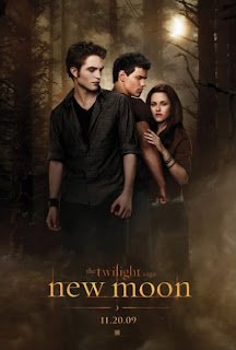 Twilight 2: New Moon Movie Poster