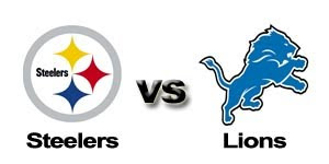 Watch NFL Pittsburgh Steelers vs. Detroit Lions Live Online