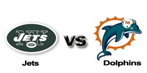 Watch NFL New York Jets vs. Miami Dolphins Live Online Streaming