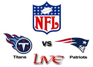 Watch NFL Tennessee Titans vs. New England Patriots Live Online