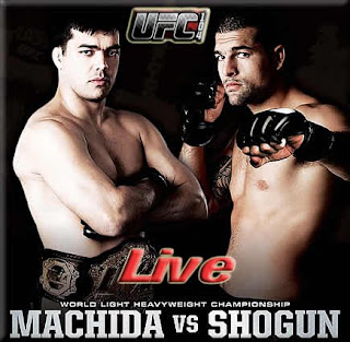 Watch UFC 104 Machida vs. Shogun Live Online
