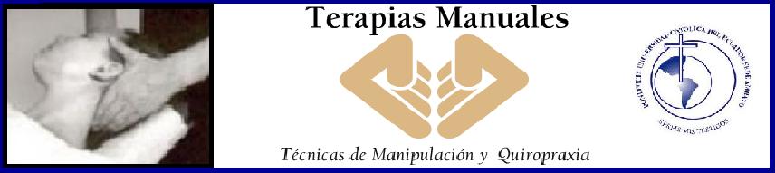 TÉCNICAS DE MANIPULACIÓN Y QUIROPRAXIA