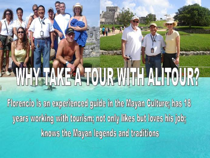 WHY TAKE A TOUR WITH FLORENCIO
