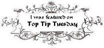 Featured Top Tip - October 2010
