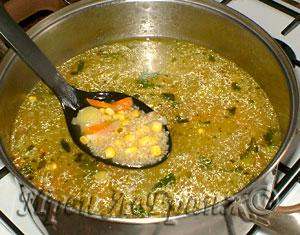 Суп из киноа рецепты