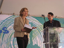 Speaking at UCLA Festival of Books, April 25, 2010