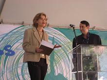 Speaking at UCLA Festival of Books, April 25, 2010