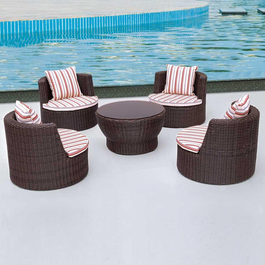 Modern furniture modern outdoor lounge chair for Contemporary outdoor furniture