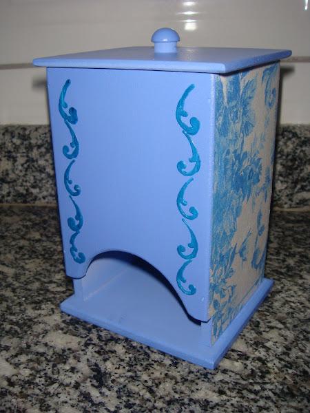 Porta Absorvente Cida - R$ 20,00
