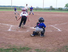 Gage at the plate