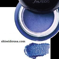 Shiseido Hydro Powder Eye Shadow in Proenza Schouler Blue