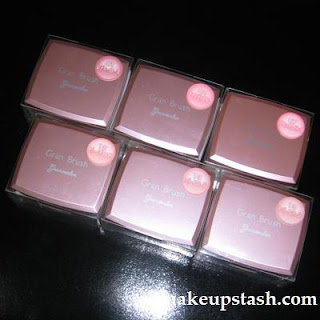 My Gransenbon Gran Blushes