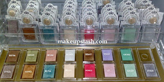 Majolica Majorca Eye Shadow Customize Swatches