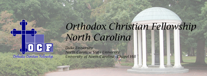 Orthodox Christian Fellowship in North Carolina