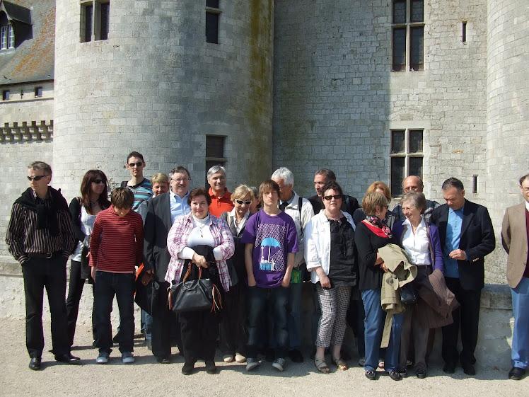 Voyage dans le Loiret 22-24 mai 2010