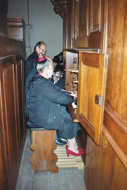 Voyage dans la Loire: Les orgues Callinet