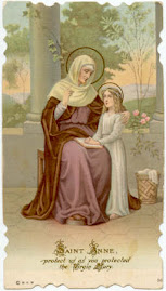 St. Anne, Mother of Mary, Grandmother of Jesus