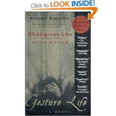 the exploration of a life of a wartime veteran in chang lees a gesture life The paperback of the no goodbyes: life-changing insights from the other side by barry eaton at barnes & noble free shipping on $25 or more.