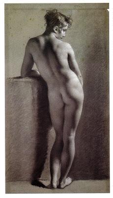 Milenioscopio Desnudo De Chica Por Pierre Paul Prud Hon