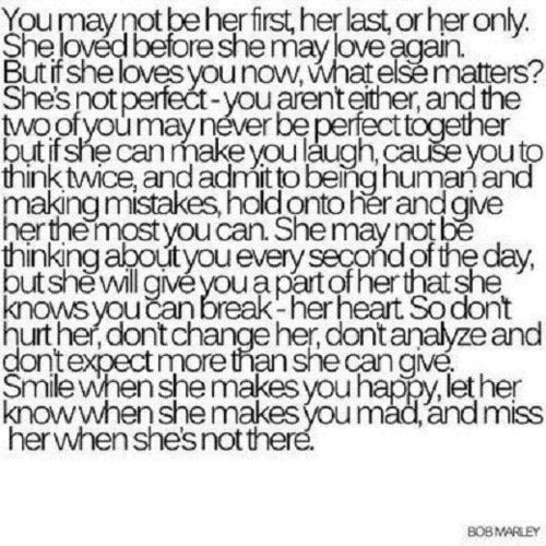 Bob Marley Quotes About Women Good Ideas