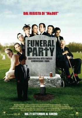 Filme Poster Morte No Funeral DVDRip Dual Audio