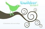 """Clique na imagem e entre no site do Twitter Brasil citado em """"Pássaro azul, paredes rabiscadas..."""""""