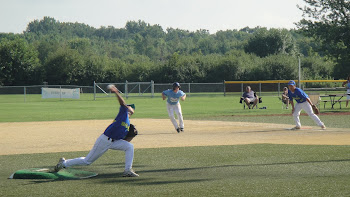 Hara Pitchando contra PBI Eagles, IL
