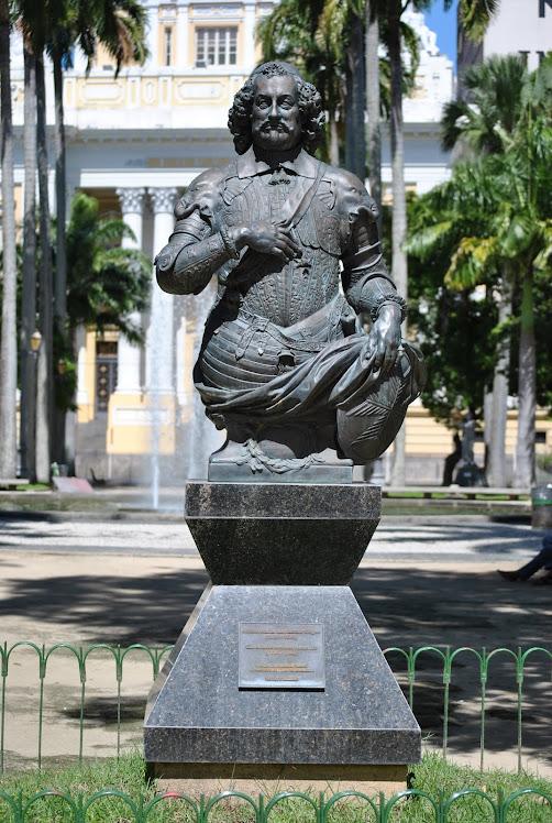 Estátua de Maurício de Nassau