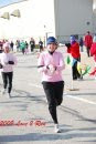 Sarah at the Valentine's Run!