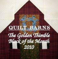 2010 BOM Quilt Barns