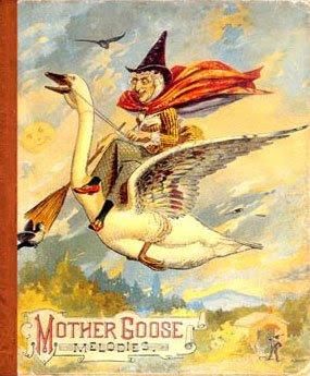 обложка книги Mother Goose