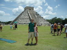 more of the Honeymooon... Chichen Itza