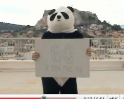 Panda bear- Η ώρα της Γης