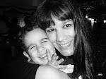 Juliana Azevedo e João Vitor (meu filho)