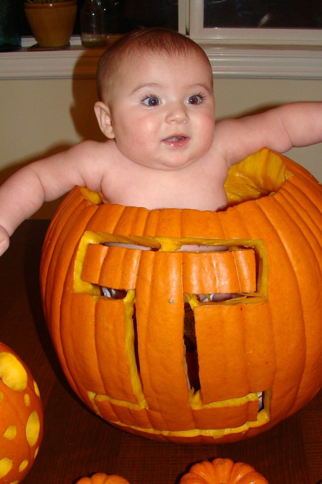 House of Sawyer's: Hatley's first Halloween