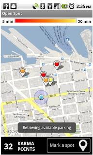 Open Spot, Google Labs