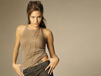 angelina jolie fotos. Angelina Jolie hot sexy hot