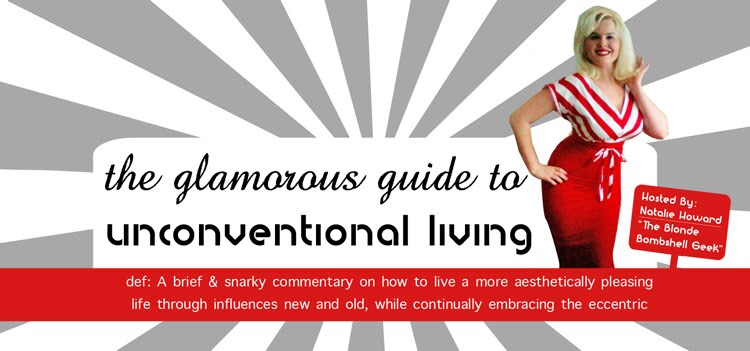 the glamorous guide to unconventional living